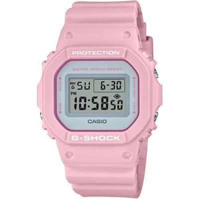 カシオ メンズ腕時計 ジーショック DW-5600SC-4JF CASIO G-SHOCK ラバーバンド スプリングカラー 新品 国内正規品