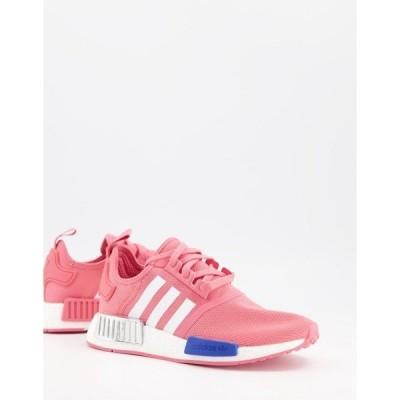 アディダスオリジナルス レディース スニーカー シューズ adidas Originals NMD sneakers in hot pink Pink