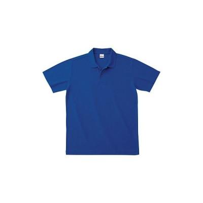 4.9オンス CP カジュアルポロシャツ Printstar 00193-CP ロイヤルブルー/L