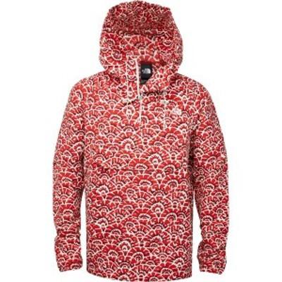 ノースフェイス メンズ パーカー・スウェット アウター The North Face Men's Printed Class V Pull On Hoodie Rococco Red Ash Floral
