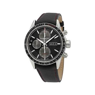 腕時計 レイモンドウィル メンズ 7731-SC1-20621 Raymond Weil Freelancer Automatic Black Dial Men's
