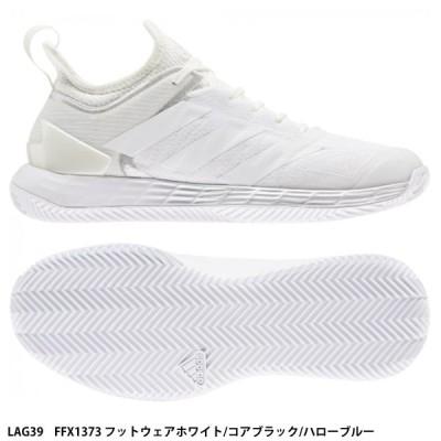 【アディダス】adizero Ubersonic 4 W MC アディゼロ/ウィメンズ/adidas(LAG39) FX1373 フットウェアホワイト/コアブラック/ハローブルー