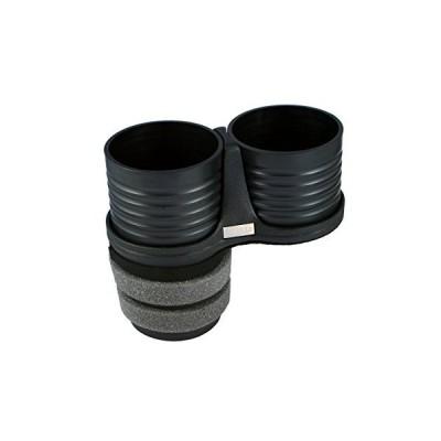 アルカボ(ALCABO)インテリア・マルチポケット シリーズ『ブラックカップ・ホルダー(AL-T119B)』