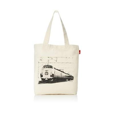 ルートート 鉄道 特急 キャンバス 縦型 トートバッグ CJ トール JR east 5780 はつかり