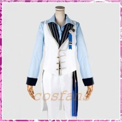 コスプレ衣装 ときめきレストラン☆☆☆ 3 Majesty 『Royal Trinity』 辻魁斗 ステージ衣装