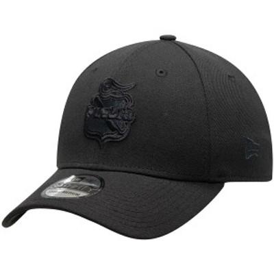 ニューエラ メンズ 帽子 アクセサリー Club Puebla New Era International Club Basic 39THIRTY Flex Hat Black