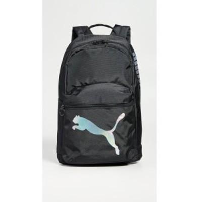 プーマ PUMA レディース バックパック・リュック バッグ essential backpack Black