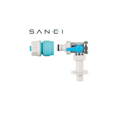 三栄水栓(SAN-EI) PB530 洗濯機用分岐バルブ :SB0190