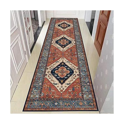 MH-24 Persian Rug Runner Those with Ancient Sacrificial Patterns Long Corridor Carpet, Width: 0.6/0.8/1/1.2m(Size:1.2×8m)