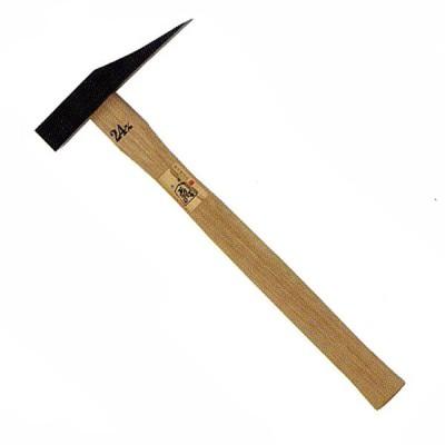 王将 ブロック槌 ≪木柄≫ 21ミリ×330mm(全長)