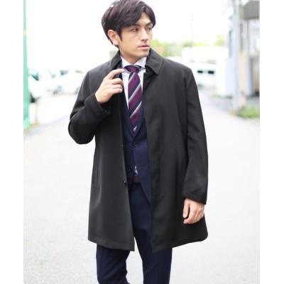 三京商会 / [HALEINE]ビジネスステンカラーコートメンズ MEN ジャケット/アウター > ステンカラーコート
