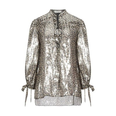 ALICE + OLIVIA ブラウス  レディースファッション  トップス  シャツ、ブラウス  長袖 サンド