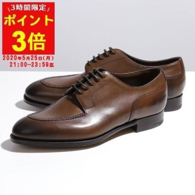 Edward Green エドワードグリーン DOVER E202 ドーバー レザー シューズ DARK-OAK-ANTIQUE 革靴 メンズ