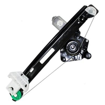 ドライバー Rear Power ウィンドウ Lift レギュレーター with モーター Assembly リプレイスメント for(海外取寄せ品)
