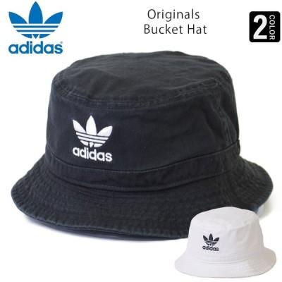アディダス オリジナルス バケットハット ハット バケハ 帽子 ADIDAS ORIGINALS Washed Bucket Hat 3933 5193