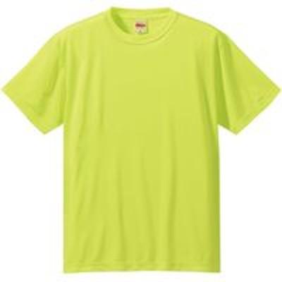キャブキャブ 4.7オンス ドライシルキータッチTシャツ(ローブリード) XL ケイコウイエロー 508801 1セット(3入)(直送品)