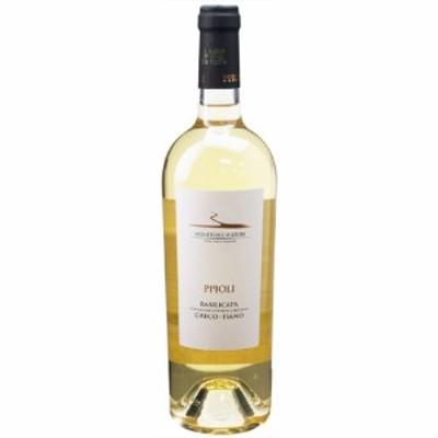 父の日 ギフト 白ワイン ピポリ・ビアンコ グレーコ・フィアーノ / ヴィニエティ・デル・ヴルトゥーレ 白 750ml イタリア バジリカータ