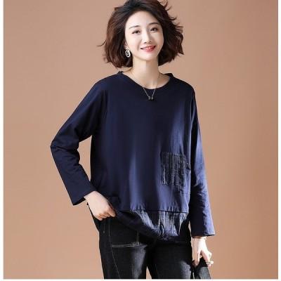 大きいサイズL-5XL  秋冬新作 ファッション 人気Tシャツ