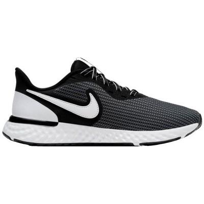 ナイキ シューズ レディース ランニング Nike Women's Revolution 5 Sneakers Black/White
