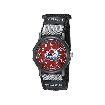 Timex コロラド・アバランチ ユース用 FastWrap リクルート 腕時計