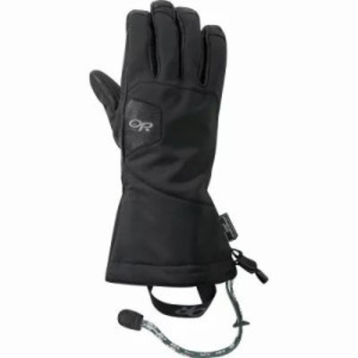 アウトドアリサーチ 手袋・グローブ Luminary Sensor Gloves Black