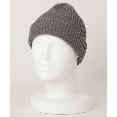 ZOZOUSED / 刺繍ニットキャップ WOMEN 帽子 > ニットキャップ/ビーニー