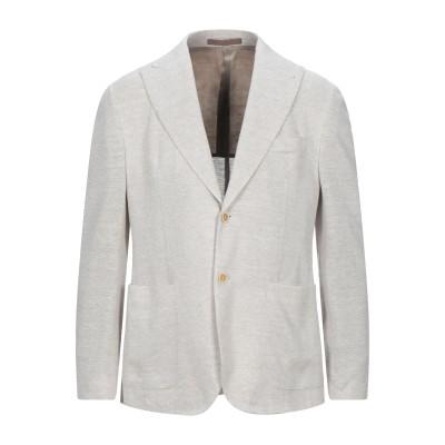 イレブンティ ELEVENTY テーラードジャケット ベージュ 54 リネン 92% / ナイロン 8% テーラードジャケット