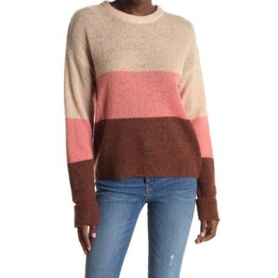 ジョア レディース ニット&セーター アウター Morgen Colorblock Stripe Wool Blend Sweater AUTUMN