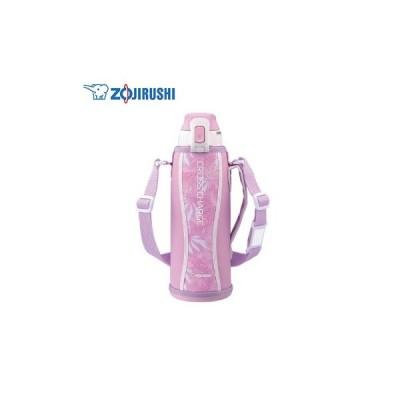 象印 ZOJIRUSHI ステンレスクールボトル TUFF ボタニカルピンク SD-FB10-PJ 1.0L 清潔 ワンタッチ