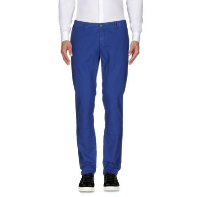メゾン クロシャード MAISON CLOCHARD パンツ ブライトブルー 29 コットン 97% / ポリウレタン 3% パンツ