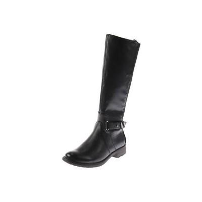 ブーツ シューズ 靴 海外セレクション Baretraps 9003 レディース Selina ブラック ライディング ブーツ シューズ 6 ミディアム (B,M)