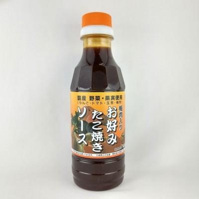 【タカワ お好みたこ焼ソース】お土産 大阪  お好み焼き たこ焼き 調味料 地ソース  関西 たこ焼きパーティー たこパ こなもん 粉もん