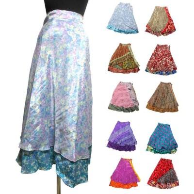 エスニックスカート 巻きスカートエスニック衣料 エスニックアジアンファッション