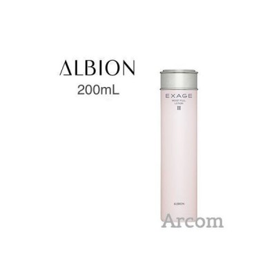 アルビオン エクサージュ モイストフル ローション II (化粧水) 200mL 国内正規品