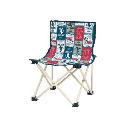 アウトドアチェア 椅子 花見 運動会 キャンプ コンパクトチェア ミッキー