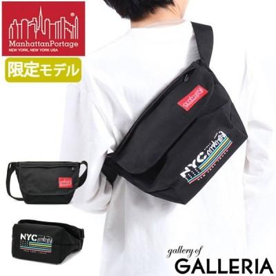 7/12限定★最大29%獲得 日本正規品 マンハッタンポーテージ ショルダーバッグ Manhattan Portage Casual Messenger Bag JR NYC Print 2020SS MP1605JRNYC20SS