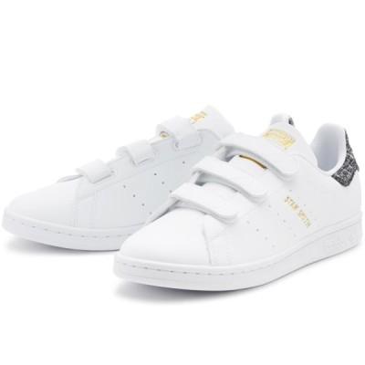 アディダス スタンスミス CF W adidas STAN SMITH CF W フットウェアホワイト/フットウェアホワイト/コアブラック S42848 アディダスジャパン正規品