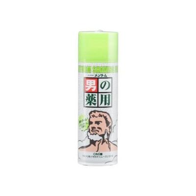 メンターム 薬用 シェービングフォーム レモンライム 200g 近江兄弟社