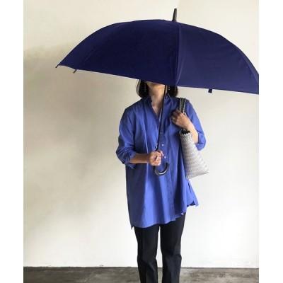 COMMON WARE / NT:70cm エンボスビニール アンブレラ 男女兼用  大きめビニール長傘 WOMEN ファッション雑貨 > 長傘