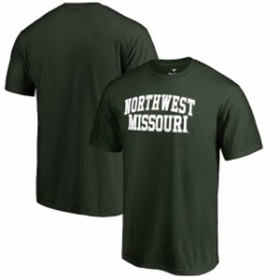 Fanatics Branded ファナティクス ブランド スポーツ用品  Fanatics Branded Northwest Missouri State Bearcats Green