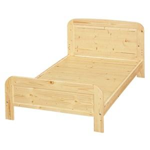 顛覆設計 經典松木實木床架(實木床板)-單人加大3.5尺