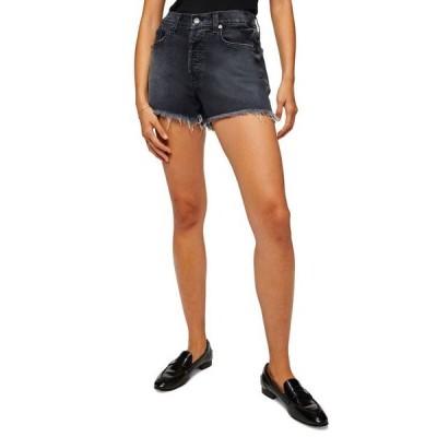 セブンフォーオールマンカインド レディース ハーフパンツ・ショーツ ボトムス Monroe Cutoff Denim Shorts