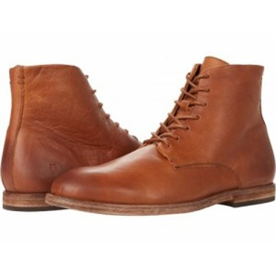 Frye フライ メンズ 男性用 シューズ 靴 ブーツ レースアップ 編み上げ Chris Lace-Up Tan Washed Oiled Vintage【送料無料】