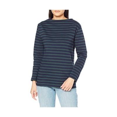 セントジェームス-Tシャツ-2501無地-LADIES-並行輸入品