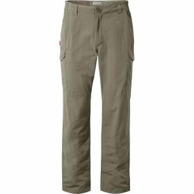 クラッグホッパーズ Craghoppers メンズ カーゴパンツ ボトムス・パンツ NosiLife Cargo Trouser Pebble
