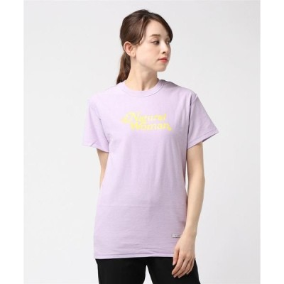 tシャツ Tシャツ BLOUSE / natural woman tee