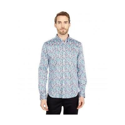 Robert Graham ロバート グラハム メンズ 男性用 ファッション ボタンシャツ Fletcher Long Sleeve Woven Shirt - Multi