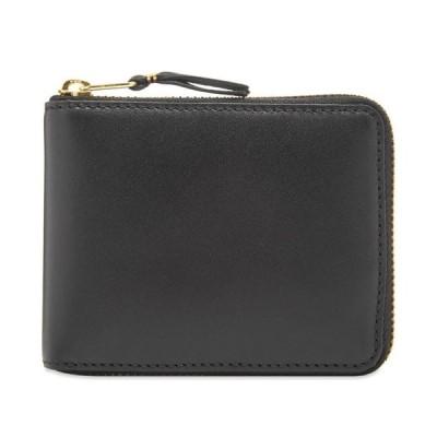 コムデギャルソン Comme des Garcons Wallet メンズ 財布 comme des garcons sa7100 classic wallet Black