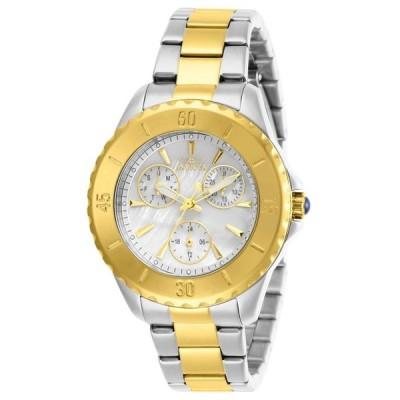 インビクタ Invicta インヴィクタ 女性用 腕時計 レディース ウォッチ ホワイト 29110