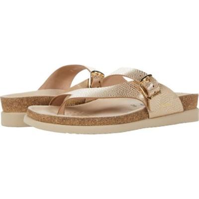 メフィスト Mephisto レディース サンダル・ミュール シューズ・靴 Helen Light Sand Havana